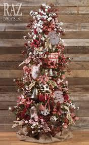 18 best 2017 raz christmas trees images on pinterest christmas