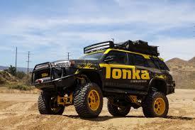 4 Runner Diesel Tonka Adds Custom Toyota 4runner To Line Of Fullsize Models