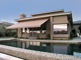 Cost Of Retractable Awning Awnings Austin Tx Motorized U0026 Manual Retractable Awnings