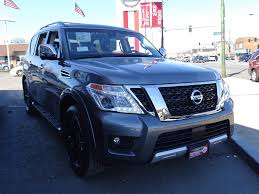 2017 nissan armada platinum interior new armada for sale in chicago il western ave nissan