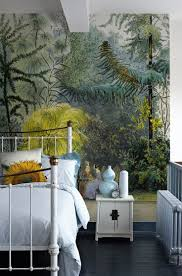 344 best murals and wall decor images on pinterest wall murals a painted iron bed a sunflower cushion and a forest mural