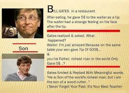 Bill Gates Memes - mythbusting the importance of facts viral bill gates memes