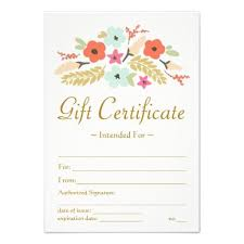 wedding gift gift card best 25 gift certificates ideas on hair salon