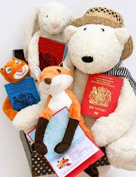 toy passports