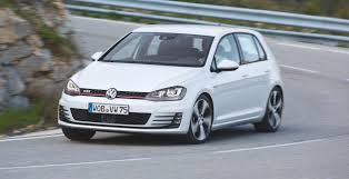 vw considers making an electric volkswagen golf gti price hike but more gear for mk7 photos 1