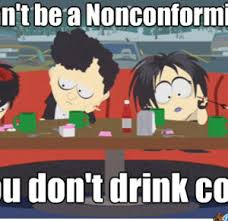 Funny South Park Memes - south park nonconformist by recyclebin meme center