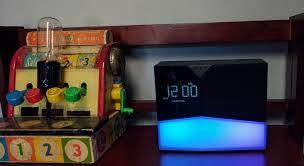 witti beddi glow smart alarm clock review androidguys