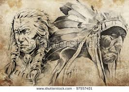 indian warrior stock images royalty free images u0026 vectors