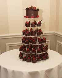 cupcake wedding cake individual cakes ultimate wedding cakes cheshire individual