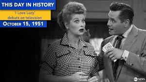 i love lucy i love lucy u0027 premiered 65 years ago this weekend scoopnest com