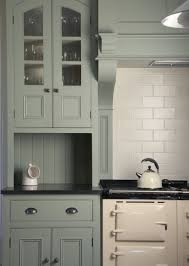 interiorschristopher peters bespoke kitchen finished in lichen by