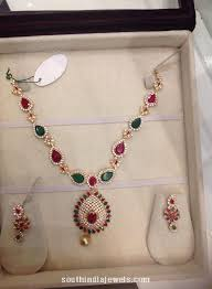 multi colored stones necklace images Multi color gold stone necklace from psj jwlry pinterest jpg