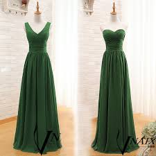 green dresses for wedding guest high quality wedding bridesmaid dresses promotion shop for high