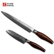 high quality kitchen knives high quality damascus steel knives 2pcs sets suit sashimi knife 5