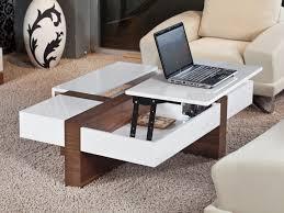 cute coffee tables luxury modern coffee table on storage coffee