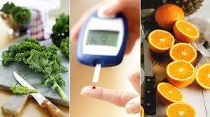 foods that can help control blood sugar in diabetic diet