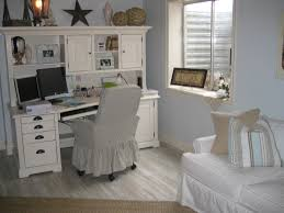 popular white wooden study table with drawers and door storage