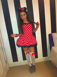 Mickey Mouse Halloween Costume Adults Dress Clothes Hipster Minnie Mouse Mickey Mouse Polka Dots