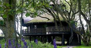 Treehouse Europe - europe u0027s largest treehouse u0027 comes with a celebrity bolthole