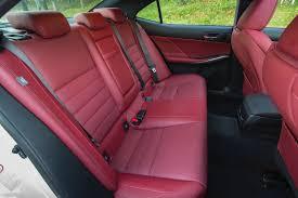 lexus nx interior back seat interior 2016 lexus is 300 awd f sport xe30 u00272015 u201316
