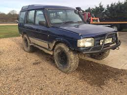 land rover discovery off road land rover discovery 300 tdi off road prepared mot exempt in