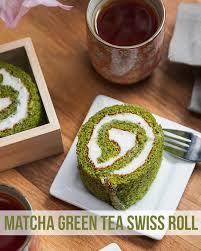 this matcha green tea recipe is so green tea cakes