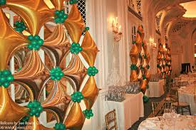 Wall Decoration With Balloons by The Very Best Balloon Blog January 2016