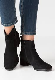 womens boots gabor gabor argyll knee boot black ankle boots gabor boots