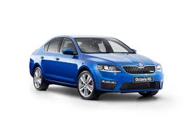 2017 skoda octavia rs 162 tsi 2 0l 4cyl petrol turbocharged