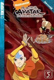 avatar airbender comics book series bryan