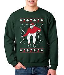 Christmas Sweater Meme - christmas bling funny ugly christmas meme sweatshirt funny