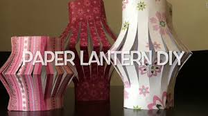 easy paper lantern for diwali home decoration how to decorate