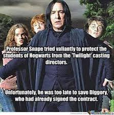 Professor Snape Meme - snape obviously meme
