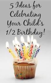 baby s birthday ideas 6 and silly half birthday ideas half birthday kids laughing