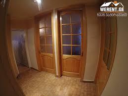 3 room apartment for rent near the metro station varketili on
