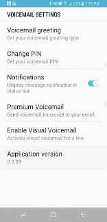 visual voicemail not working android samsung visual voicemail vs t mobile visual voicemail android