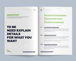Budget Book Template Proposal Template Design Project Proposal Quotation Template