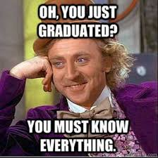 In Class Meme - celebrate graduation with memes you probably already read in class
