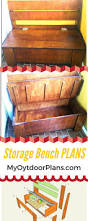 Free Woodworking Plans Outdoor Storage Bench by 530 Best Outdoor Furniture Plans Images On Pinterest Outdoor