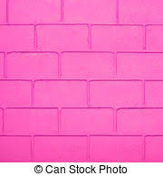 Pink Brick Wall Stock Illustrations Of Pink Brick Wall Background Csp16325157
