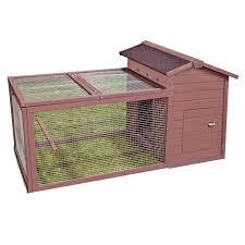 ware premium hen hut with yard walmart com