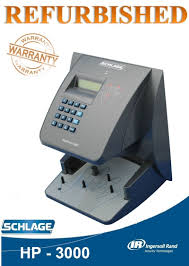 schlage handpunch refurbished handpunch hp 3000 u2022 1 019 50 picclick