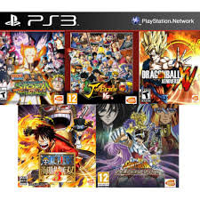 imagenes juegos anime super pack anime ps3 digital