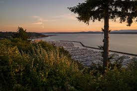 Map Of West Seattle Viewpoi by Sunset Hill Park Parks Seattle Gov