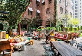 new york city rooftops the trendiest places to drink and dine up