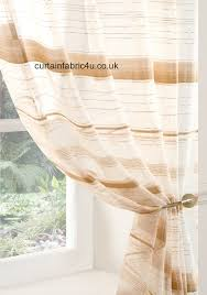 Linen Voile Curtain Fabric Metropole Voile By Pavilion Curtain Fabric By The Metre