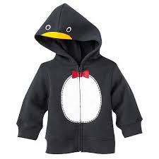 Penguin Halloween Costumes Penguin Hoodie Longer