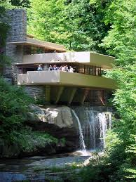 frank lloyd wright waterfall fallingwater by frank lloyd wright