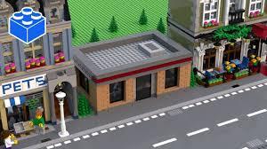 lego siege social building a custom lego shop lego lapse