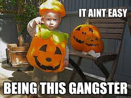 Gangster Baby Meme - it aint easy being this gangster gangsta baby quickmeme